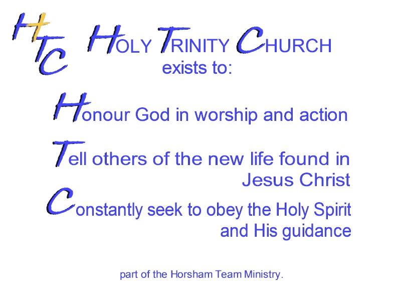 Holy Trinity Horsham